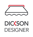 Logo Dickson Designer